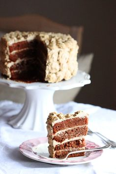 BAYADERKA-food recipes and photos. Culinary blog. ideas for cakes, desserts and more.: Mocha Cake