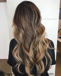 9.Largo Ondulado Peinado