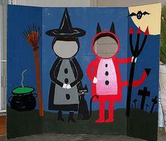 cute idea for a halloween carnival