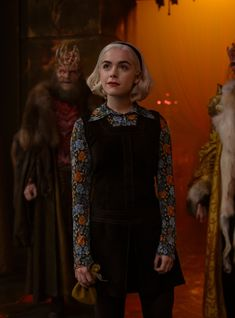 'CAOS' Use Feminism to Appear Trendy And It's *Not* Cool - caos chilling adventures of sabrina season 3 sabrina spellman Source by demitranoname - Kiernan Shipka, Sabrina Spellman, Feminism, Netflix, Chill, Style Me, Vintage Fashion, Style Inspiration, Fashion Outfits