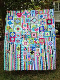 Happy Appliquer: Gypsy Wife... a great skill building pattern