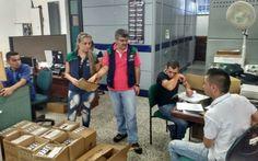 Alcaldía de Dosquebradas entregó documentación histórica de las Juntas de Acción Comunal a la Gobernación de Risaralda