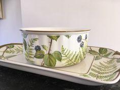 Villeroy & Boch Forsa serveringsdeler | FINN.no Bap, Fine Porcelain, Tableware, Dinnerware, Tablewares, Dishes, Place Settings