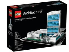 Buy LEGO ARCHITECTURE United Nations Headquarters for R999.00