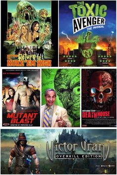 ‪I got to talk with @lloydkaufman about;‬ Return To Return To Nuke Em High ‪@Return2NukeEmV2 Toxic Avenger The Musical‬  ‪@ToxicAvengerUK‬ Mutant Blast ‪#MutantBlast‬ Death House Movie ‪@DeathHouseHorror Victor Vran Overkill Addition ‪@victorvran‬ ‪ ‬ ‪http://roob.la/59576‬ #SupportIndieFilm #LloydKaufman #Troma #Toxie #ReturnToReturnToNukeEmHigh #ToxicAvenger #DeathHouse #VictorVran #Lemmy #Motorhead #MotorheadThroughTheAges #Action# #Horror #SciFi #Rock