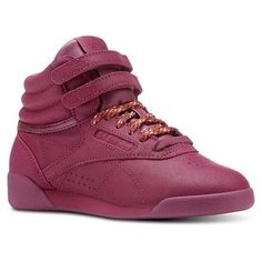 8e12540d5754 Reebok Freestyle Hi FACE Stockholm - Pre-School - Pink