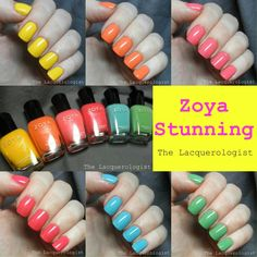 zoya magical pixie summer 2014 nail lacquers keratin art