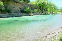 Sounds so fun. We WILL retire here -- This is the FRIO River down in the Hill Country of TX -- one of our all time favorite places to rent a cabin and float a crystal clear and beautiful river. Places To Rent, Oh The Places You'll Go, Places To Travel, Places To Visit, Texas Hill Country, Cabins In Texas, River Cabins, Texas Cabin Rentals, Concan Texas