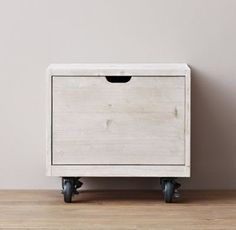 Movable side table (for murphy bunk beds?) Tribeca Storage - Single Base