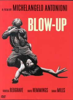 Blow-Up, Michelangelo Antonioni.