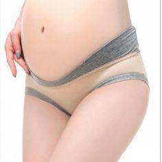 e7e65330143b low-waist-pregnacy-underwear Maternity Underwear, Maternity Tops, Thong  Bikini,