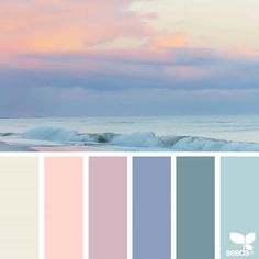 today's inspiration image for { heavenly hues } is by @lashesandlenses ... thank you, Michelle, for another gorgeous #SeedsColor image share!