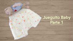 TEJE JUEGUITO BABY P1 - DOS AGUJAS Y GANCHILLO - YO TEJO CON LAURA CEPEDA - YouTube