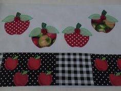 Panos De Prato - Frutas 6