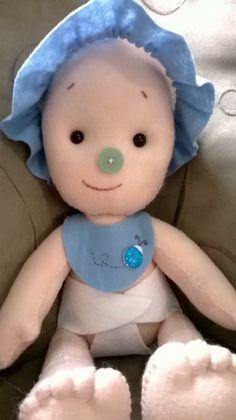 Meu primeiro bebê, o que acharam?