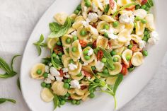 This super-easy, budget-friendly pasta dish is ready in just 15 minutes.