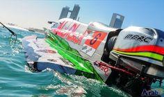 Team Abu Dhabi's Formula 1 Powerboat World Championship title represents