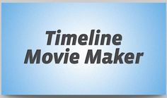 How to Use Facebook Timeline Movie Maker to Create Timeline Movie