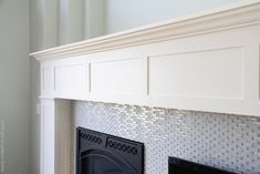how to build own mantel   Home Improvement: Build your own Fireplace Mantel & Hearth (craftsman ...