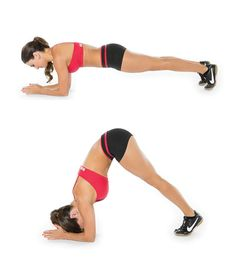 dolphin core exercise for flat belly