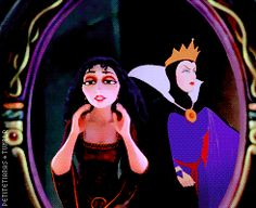 Tangled Mother Gothel Hot | tangled disney mother gothel snow white Evil Queen Mash Up