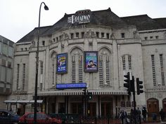Broadway Theatre, Catford, London SE6 by Kake Pugh, via Flickr