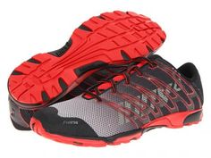 Tênis Inov-8 Men's F-Lite 240 Red Gray #Tênis #Inov-8