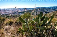 Subiendo a Sant Ramon - Viladecans Fotografía: María José Reyes