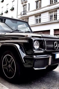 #Mercedes #G Class