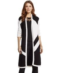 Blocked Bev Cardigan pair this with the right skinny jeans and ba bam!!!!!