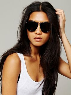 Free People Gatsby Sunglasses, $18.00