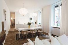 90 m2 pour un jeune couple - Côté Maison