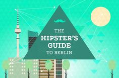 A guide for all things Hipster in Berlin, from locations to clothing. Shoreditch in east London is so 00s, and you can forget the over-gentrified Brooklyn and Portland in the US. Berlin with its 400+ art galleries, independent DIY ethos and swarm of fixed-gear bikes, is the real hipster mecca.