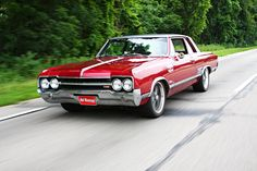 1965 Oldsmobile Cutlass 442