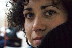 """María Ruíz: """"Quiero dedicarme a la pintura de forma profesional sobre todo a la figurativa expresionista"""""""