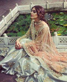 Pakistani Fashion model Maya Ali