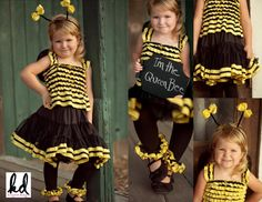 Queen Bee Couture Costume by kangacoo on Etsy, $68.90