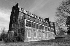 Broadacres Hospital Located in Utica, NY US Location Genre:Sanatorium / Isolation Hospital, Nursing Home Opened:N/A years Demo / Decaying years Last Known Status:Demolished Abandoned Asylums, Abandoned Buildings, Abandoned Places, I Am Beautiful, Explore, Hospital Photos, History, Pictures, Photography