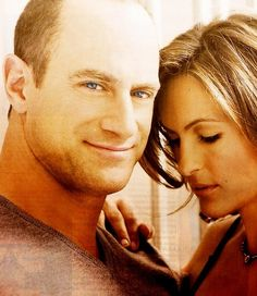 Image result for chris meloni and mariska photoshoots