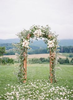 Outdoor Wedding Ceremonies Spring wedding with classic shaded of blush and cream at Pippin Hill in North Garden, Virginia. - Spring wedding with classic shaded of blush and cream at Pippin Hill in North Garden, Virginia. Diy Spring Weddings, Spring Wedding Decorations, Wedding Themes, Wedding Ideas, Budget Wedding, Ceremony Decorations, Garden Weddings, Wedding Backdrops, Wedding Favors
