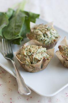 Chard muffins