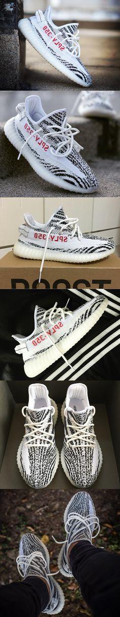 #Adidas #Yeezy 350 #BoostV2 #Zebra'