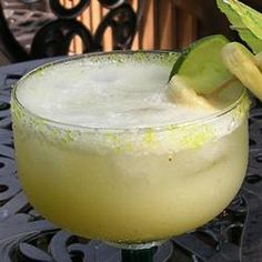 Banana Margaritas Allrecipes.com. These are fantastic!