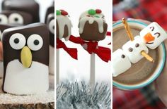 Christmas marshmallow craft recipes are a simple, easy way to keep the kids occupied in the run-up to Christmas, here's our roundup of 5 great craft ideas