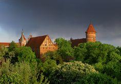 Olsztyn in Poland