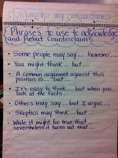 Two Reflective Teachers: A Peek into our Nonfiction Research and Research Based Argument Essay Unit