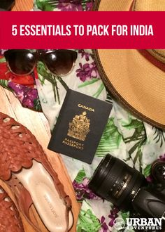 As the culture and lifestyle in India is so far removed from what many of us are used to, it can be hard to know what to pack to prepare for your travels there. Here are five things that we recommend you pack when travelling to India, all of which will come in handy no matter where you are in this magical country.