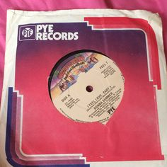 Donna Summer - I Feel Love Part One B Side - I Feel Love Part Two ... Definitely one of the favorites of my collection