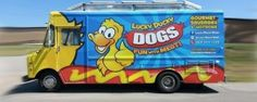 Lucky Ducky Dogs Food Truck