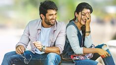 vijay devarakonda geetha govindam becomes no 1 in this year Love Couple Images, Cute Love Couple, Couples Images, Wedding Couple Poses Photography, Couple Photoshoot Poses, Couple Shoot, Bollywood Couples, Bollywood Actors, Beautiful Bollywood Actress
